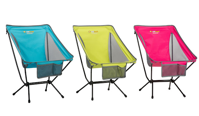 9 Camping chairs to help you relax in style and comfort when camping and outdoors