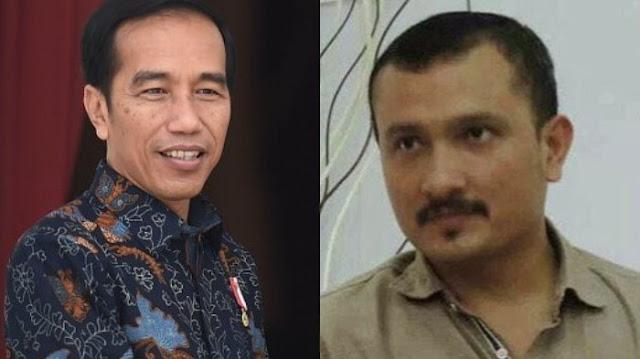 Sindir Jokowi soal Pelemahan Rupiah, Ferdinand: Giliran Begini Enggak Berani Muncul