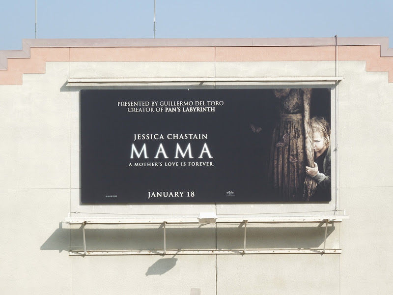 Mama billboard Universal Studios Hollywood