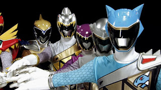Dino Charge's addtional rangers