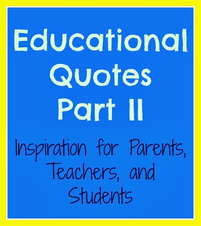 Preschool Quotes: Practicing Preschool: Educational Quotes Part 2