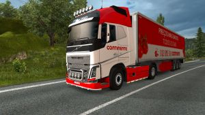Continente pack for Volvo 2012