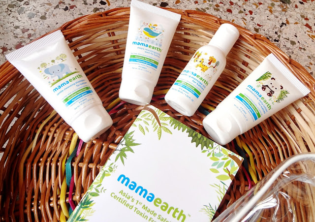 Mamaearth  Baby Care Products | Asia's 1st Made safe Certified Toxin Free brand : Review
