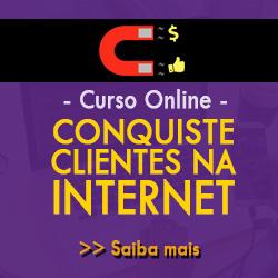 Como conquistar clientes na Internet
