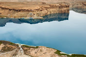 Believe it? There is this beautiful lake in the interior of Afghanistan