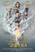 The Thousand Faces Of Dunjia (2017) Bluray