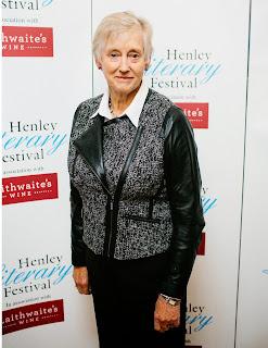 Stella Rimington, former head of MI5