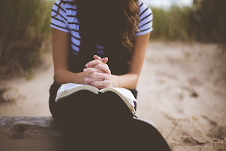 Reading the bible helps to cope with seasonal affective disorder