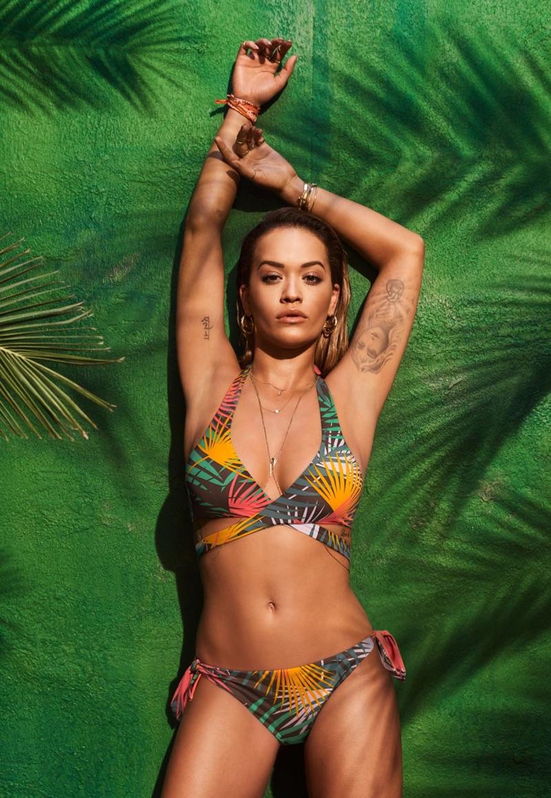 Rita Ora – Tezenis – Swimsuit 2017 Campaign