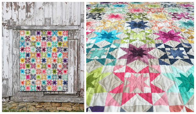 V And Co V And Co Quilt Patterns For Ombre Basics