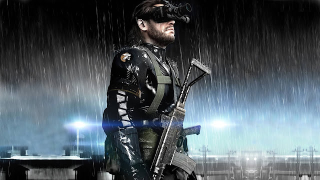 Metal Gear Solid V Ground Zeroes, videojuegos