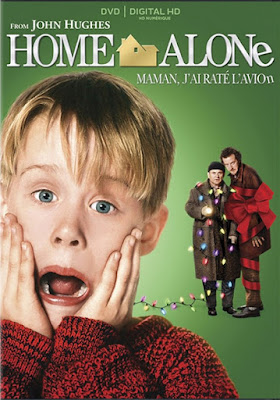 movie poster, Home Alone (1990)