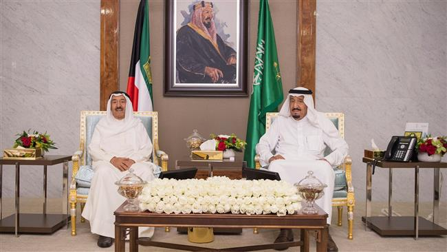 Kuwaiti emir engaged in shuttle diplomacy to mediate row between Persian Gulf Arab states