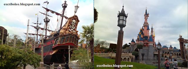 Viaje a París: Disneyland Park