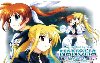 [Artbook] 魔法少女リリカルなのは The MOVIE 2nd A's オフィシャルガイドブック [Magical Girl Lyrical Nanoha The Movie 2nd A's Official Guide Book]