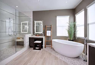 افكار ديكورات حمامات مودرن 2017 بالصور home interiors