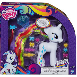 MLP Styling Strands Rarity Brushable Pony