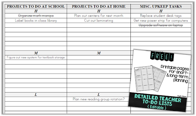 Easy Ways to Prioritize Daily Tasks for Teachers