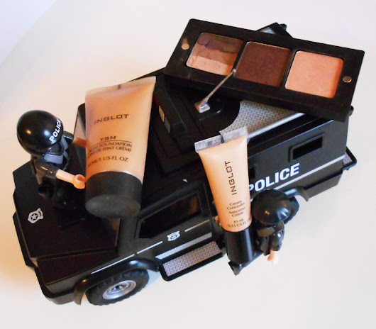 a beauty mom: INGLOT top secret products!