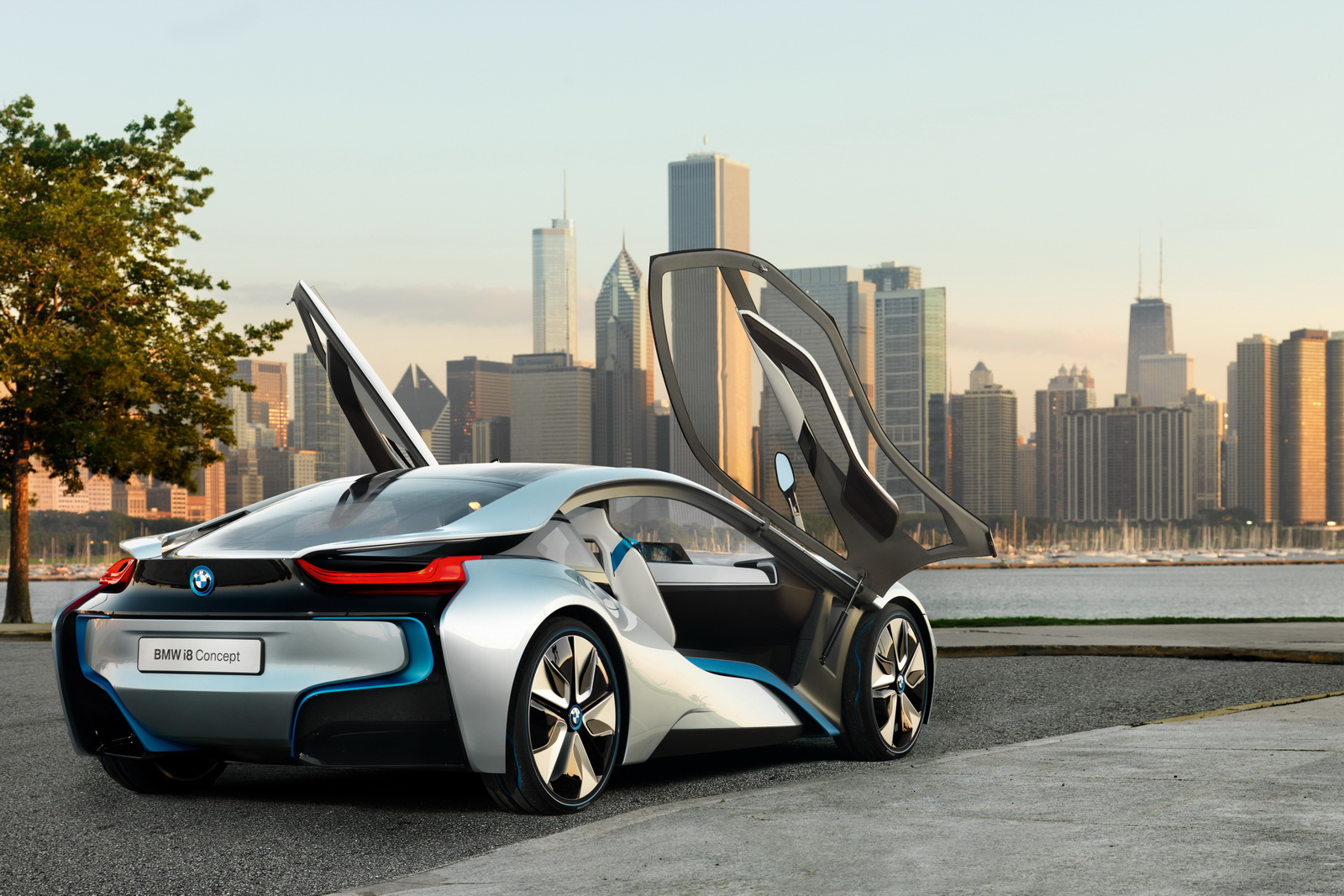 Bmw I8 New Car Mode Automobile For Life