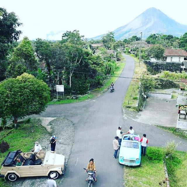 Desa wisata tunggul arum yang menarik untuk di kunjungi