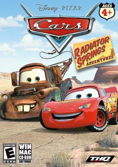 Cars: Las Aventuras en Radiador Springs PC Full Español