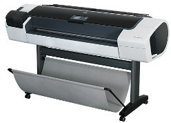 Impressora HP Designjet T1200 ps