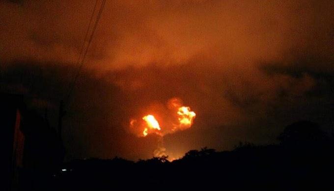 Updates: Atomic junction Gas explosion: 3 dead, 35 injured