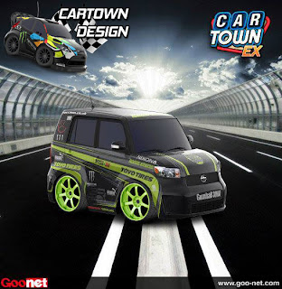 Scion xB 2008 Gumball 3000