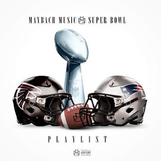 Maybach Music Group (Mmg) - Super Bowl Playlist - Album Download, Itunes Cover, Official Cover, Album CD Cover Art, Tracklist