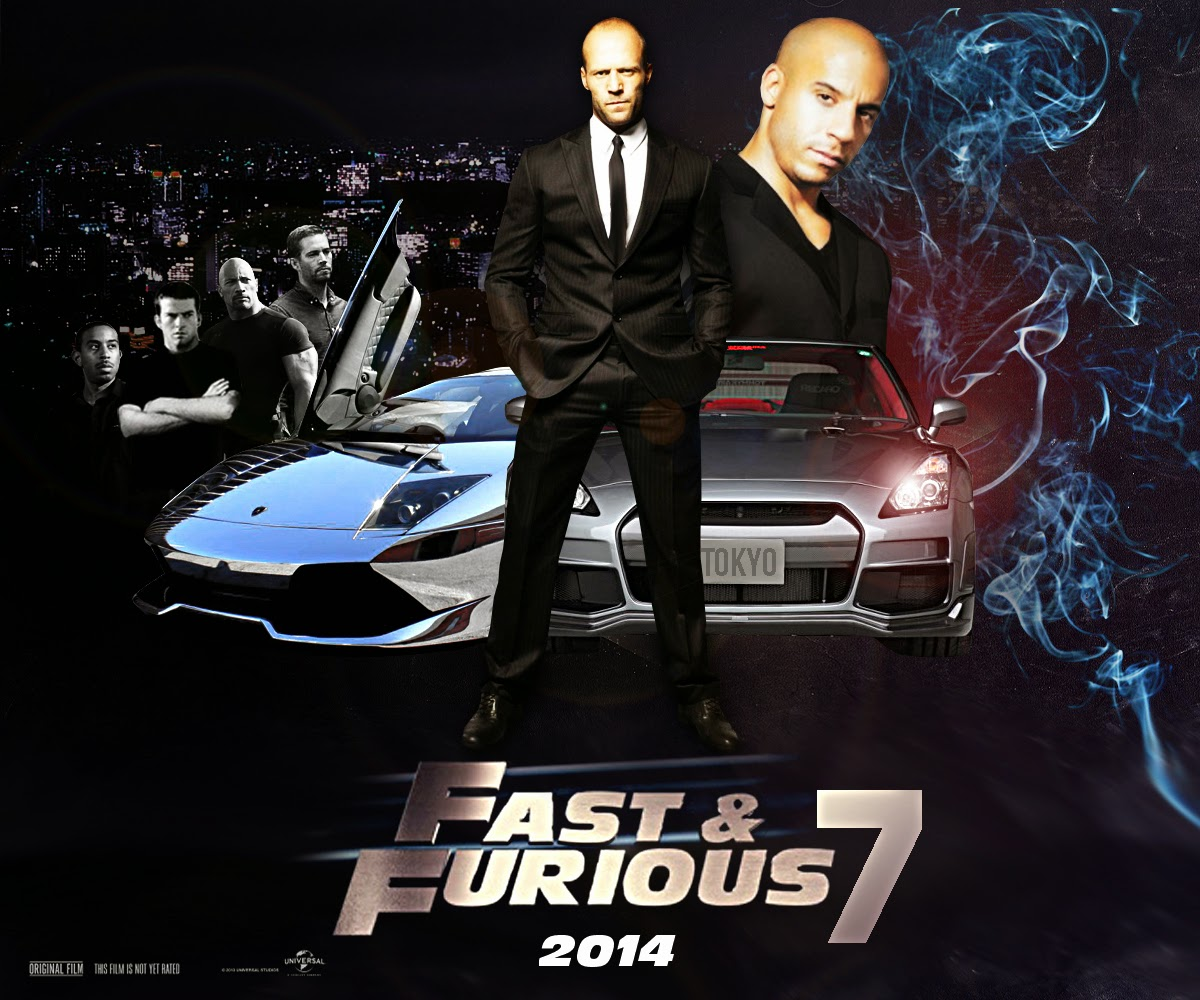 Fast & Furious 7 movie photo