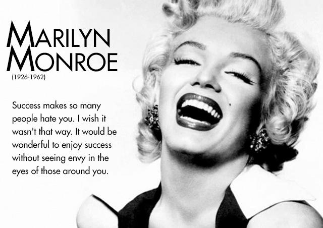 Marilyn Monroe Quotes In Spanish: Marilyn Monroe Quotes