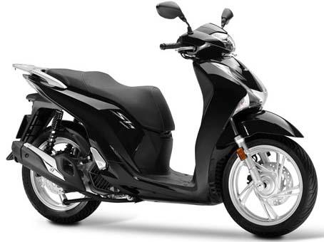 Spesifikasi dan harga Honda SH125i Terbaru