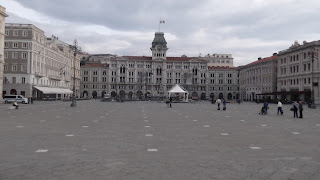 Photo of Trieste's Piazza dell'Unità d'Italia