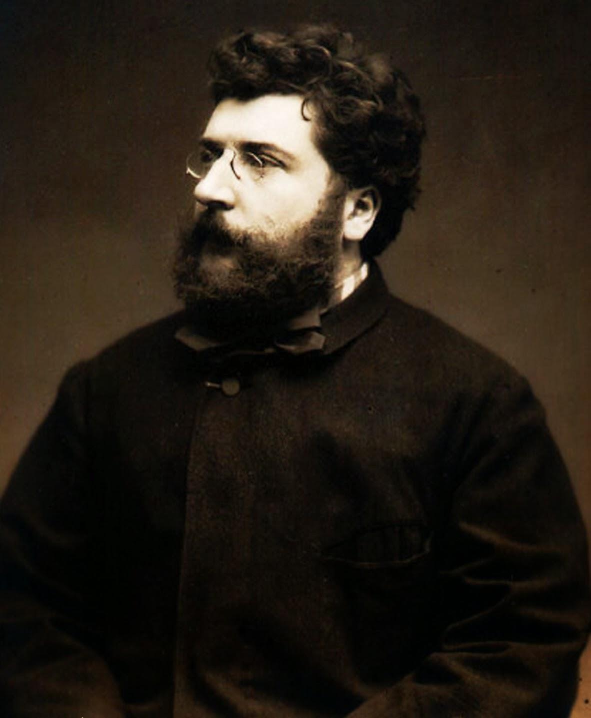 """O Compositor Georges Bizet Morreu Três Meses após a Estreia de """"Carmen"""""""
