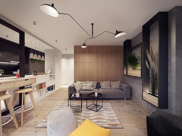 Thiết kế chung cư đẹp - Mẫu số 26