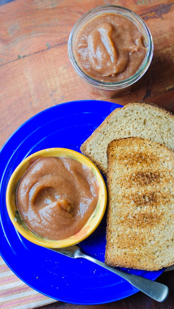 Apple Butter with Ginger