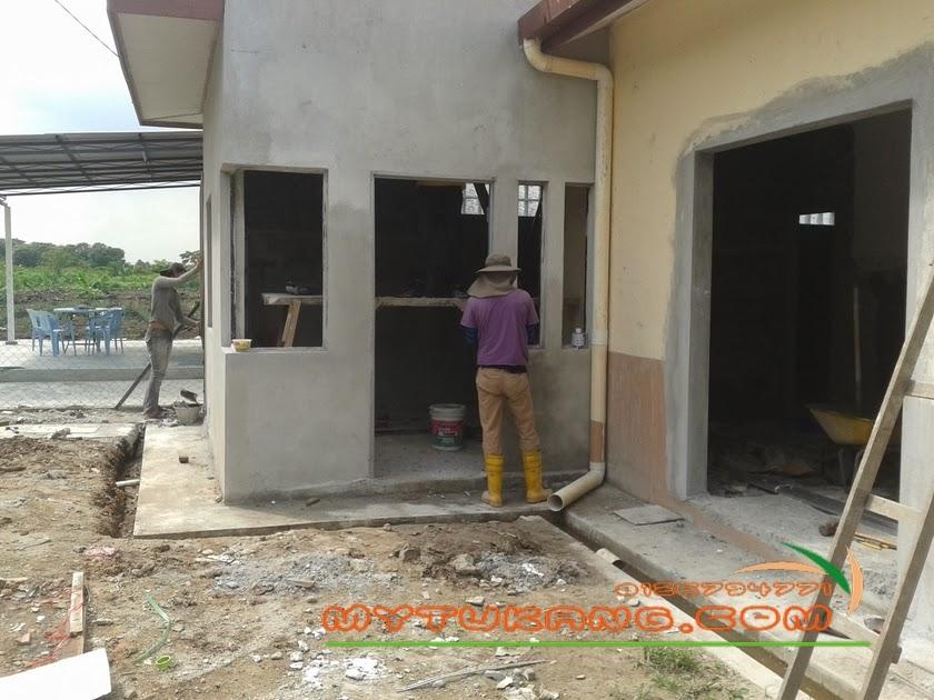 Kos Ubahsuai Dapur Tambahan Budi Renovation Berpengalaman Bina Dan Rumah