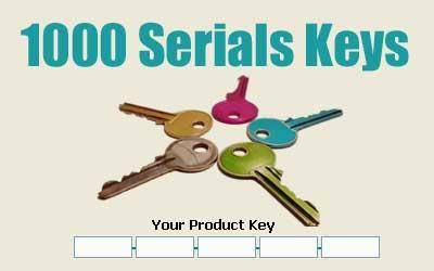 serials & keys