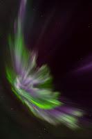Aurora over Muonio