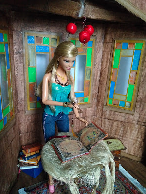 pheobe charmed barbie dolls