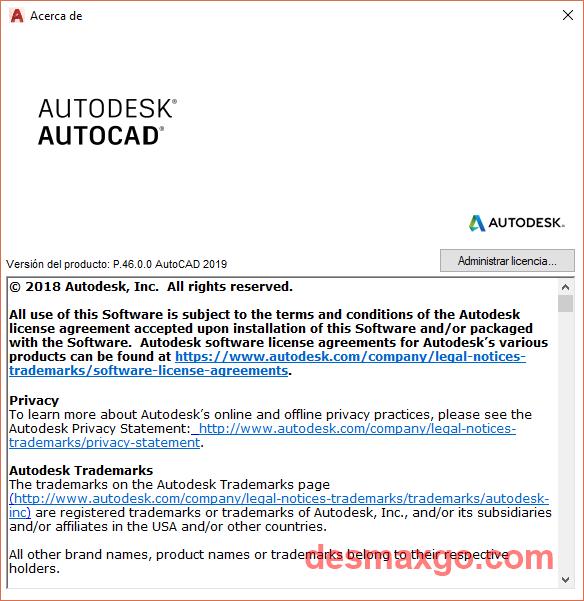 AutoCAD 2019 Full en Español