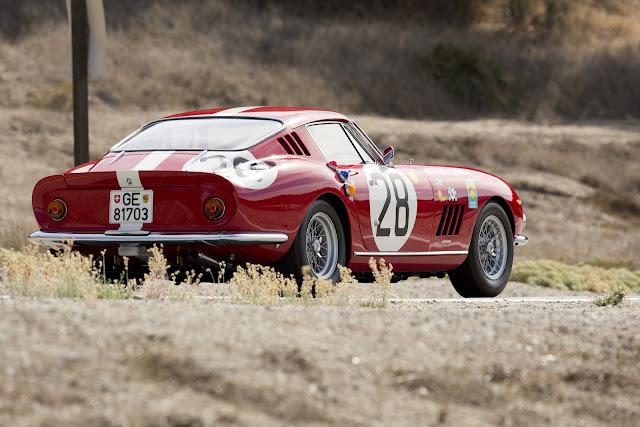 Ferrari Belles-Classiques