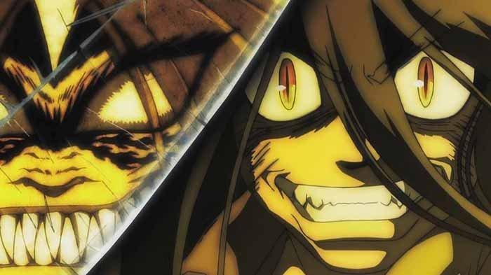 Ushiro to Tora | Anime Supernatural Action dan Shounen
