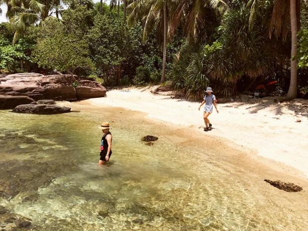 'Đảo hoang Robinson' ngay giữa Phú Quốc đẹp tựa thiên đường không phải ai cũng biết - Ảnh 2