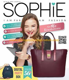 Katalog Sophie Martin Paris