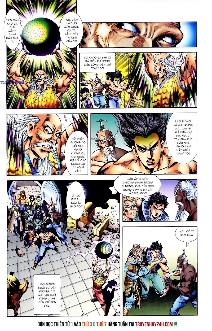 Cơ Phát Khai Chu Bản chapter 116 trang 22