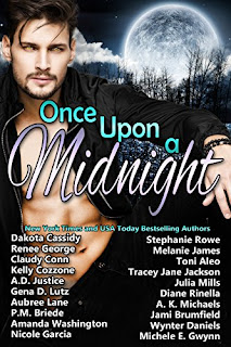 Once Upon A Midnight - sizzling romance anthology by 20 New York Times, USA Today & Amazon Bestselling Authors