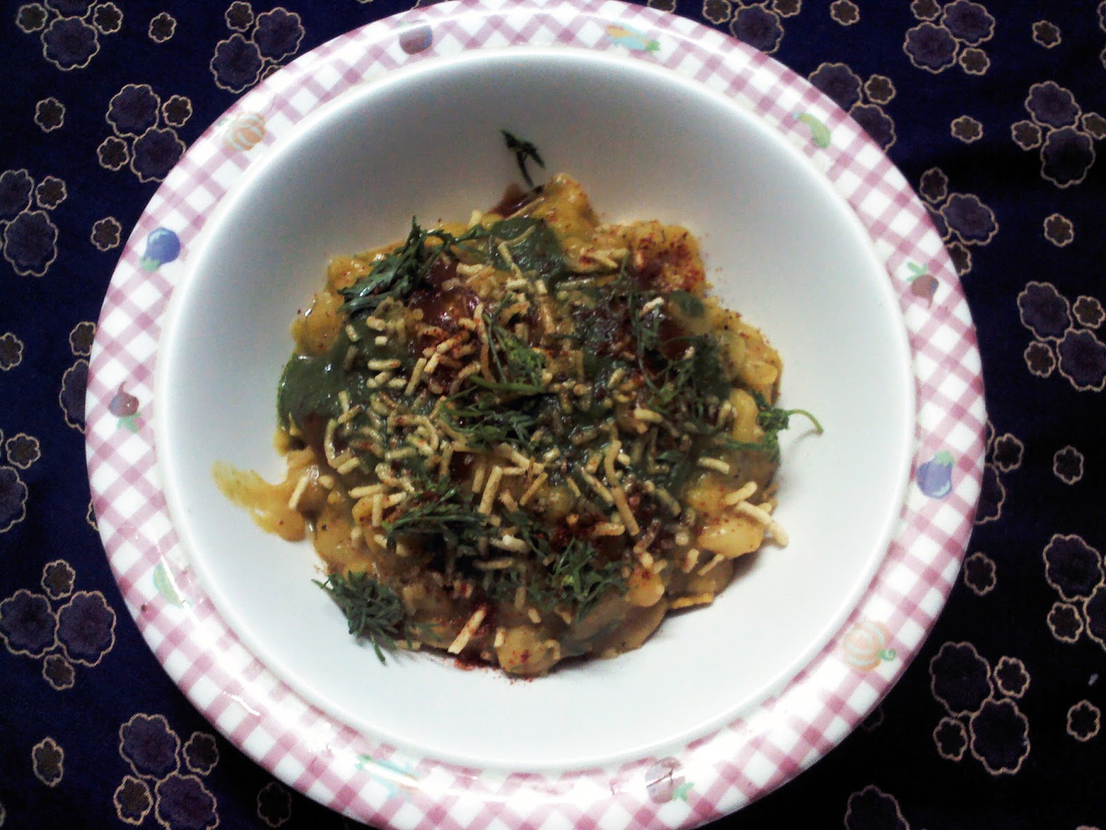 Nimmy's Kitchen: Ragda Pattice