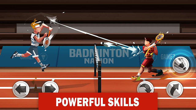 Badminton League v3.30 [MOD] Apk Free Download
